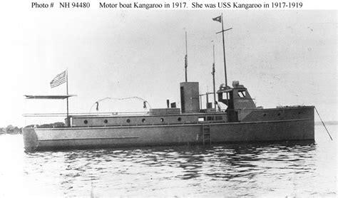 Boat Names Uss by Usn Ships Uss Kangaroo Sp 1284