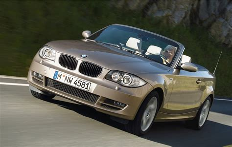 bmw serie 1 cabriolet used bmw 1 series convertible 2008 2013 review parkers