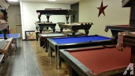 sell pool table phoenix brand new american made pool tables at affordable prices