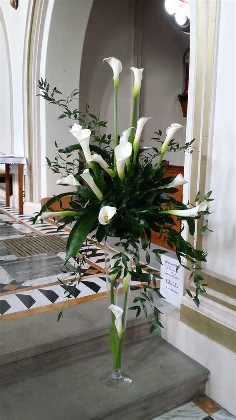wedding flowers church flowers cz handsaker floral designs