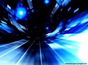 Blue Music Abstract Wallpaper | Wallpapers Gallery