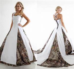 Aliexpresscom Buy Custom Made Plus Size Camo Wedding Dress ...
