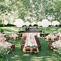 trending patio table decor ideas Best Rustic Wedding Venues In and Around San Francisco ...