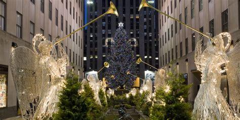 york city  christmas