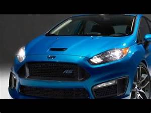 Ford Fiesta Rs 2017 : 2017 ford fiesta rs limited edition youtube ~ Medecine-chirurgie-esthetiques.com Avis de Voitures
