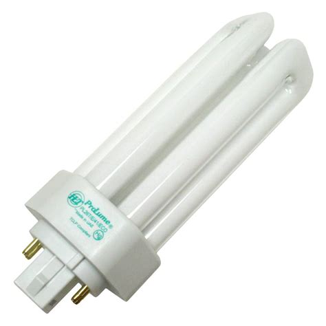 prolume eco shield fluorescent ls halco 109024 pl26t e 41 eco triple tube 4 pin base