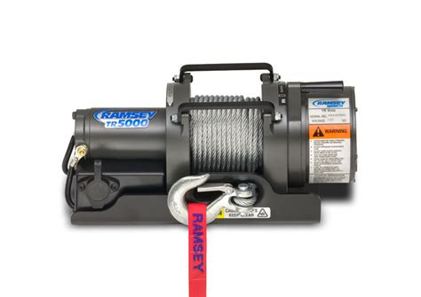 tr 5000 ramsey winch be mighty