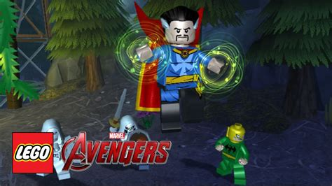 Review Lego Marvels The Avengers Nintendo 3ds Comic