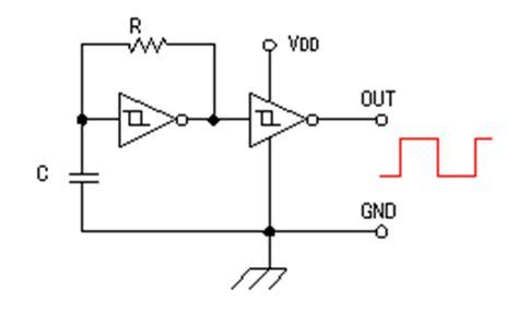 Square Wave Oscillator