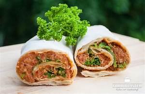 Wraps Füllung Vegetarisch : cig k fte in d r m selber machen rezept food blaster ~ Markanthonyermac.com Haus und Dekorationen