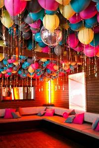 25 best ideas about balloon ceiling decorations on With simple smart party decoration ideas