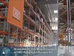 Obo Bettermann Produkte : 20 ves az obo bettermann hungary youtube ~ Frokenaadalensverden.com Haus und Dekorationen