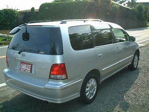 1997 Honda Odyssey - Information And Photos