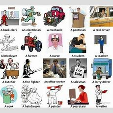 What Job Do You Want? Learning English Lesson