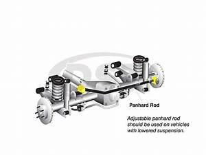Rear Track Arm Bar Bushings - Toyota Celica