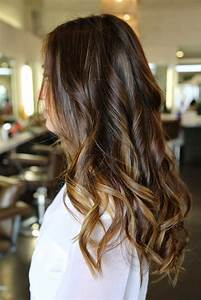 Hairstyles 2014: 12 Flattering Dark Brown Hair with ...