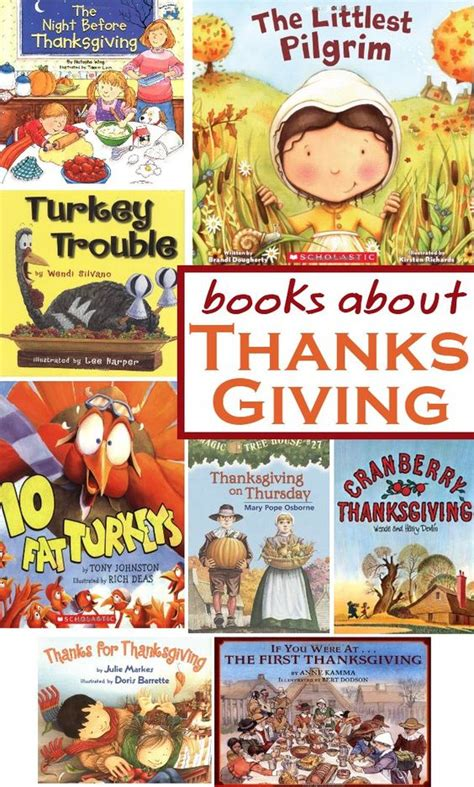 8 great books about the thanksgiving story 275 | 4e24245b1a562a0768004b5705076568