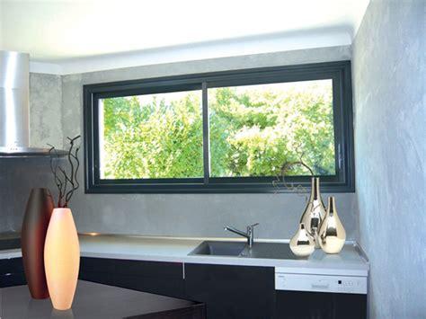 fenetre cuisine coulissante tarif fenetre coulissante baie vitrée 3 mètres prix dthomas