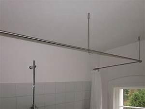 Stange Für Duschvorhang Ohne Bohren : stange fur duschvorhang badewanne ~ A.2002-acura-tl-radio.info Haus und Dekorationen