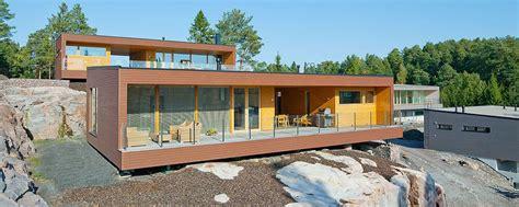 haus auf stelzen bauen fertigh 228 user direkt aus finnland polar haus haus auf stelzen bauen am steilhang