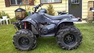 Polaris Scrambler 500 With 28 U0026quot  Mudzillas