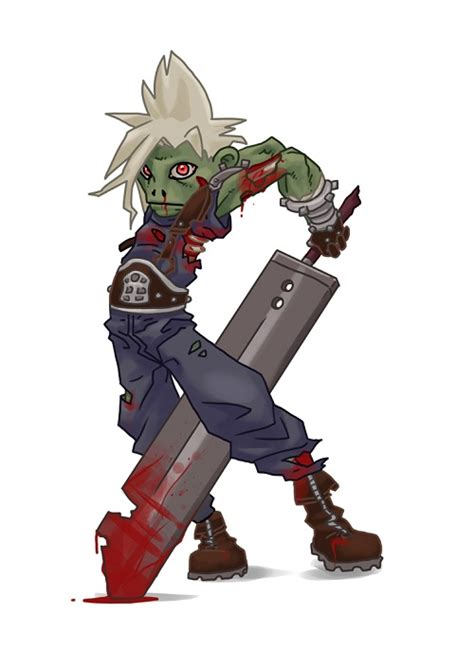 Cult Video Game Characters Get 'zombiefied