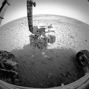 Mars Rover Spirit Status - Pics about space