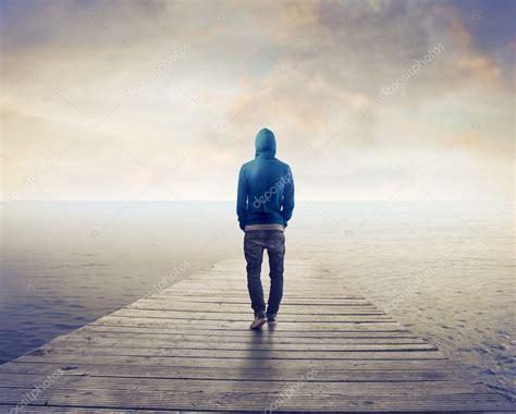Sad Boy Hd Wallpaper Lonely Man Stock Photo Olly18 9394698