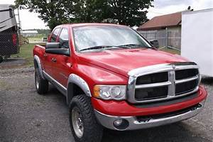 Sell Used 2005 Dodge Ram 2500 Diesel 4x4 Slt Quad Cab 20s