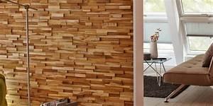Parement Bois Intérieur : parement bois 4 angles ~ Premium-room.com Idées de Décoration