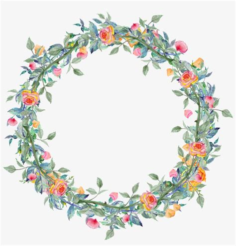 Transparent Background High Resolution Garland Png by This Graphics Is Dense Blooming Flower Garland Transparent