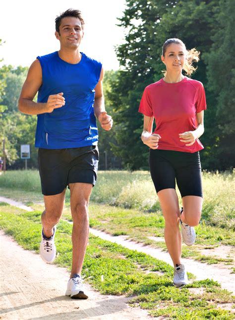 beneficios de correr  trotar