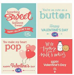 Valentine's Day Cards & Candy Treats | C&H Sugar