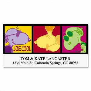 joe cool address labels current catalog With cool mailing labels