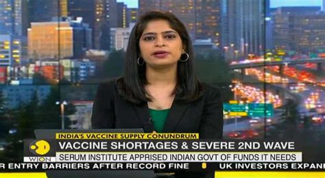 India: COVID-19 vaccine shortages being reported by at ...