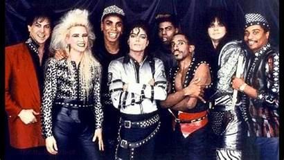 Bad Jackson Band Michael Tour 1988 1987