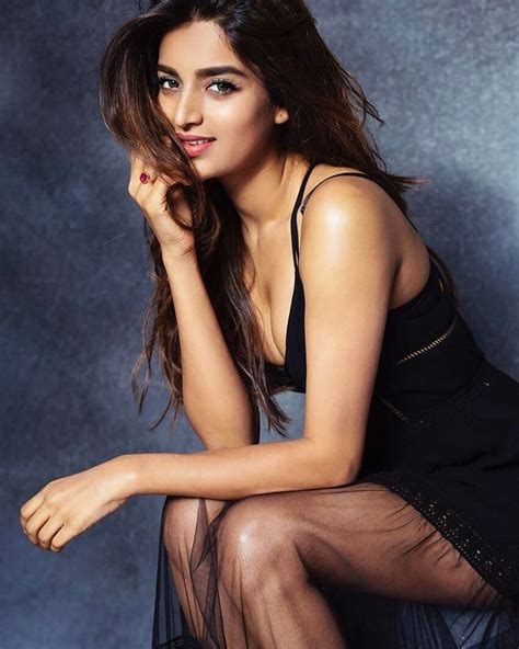 Desi Actress Pictures Actress Nidhhi Agerwal Latest
