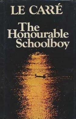 honourable schoolboy wikipedia