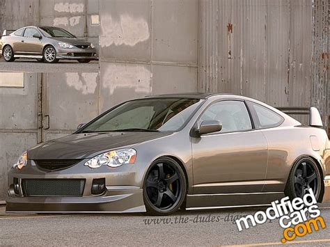 Acura Rsx Modified by View Of Acura Rsx Modified Photos Features And