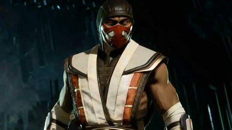 Mortal Kombat 11 Scorpion Character Customization