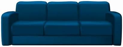 Sofa Clipart Furniture Transparent Yopriceville