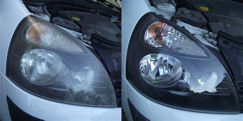 nettoyer si鑒e voiture nettoyer et rénover les phares de votre voiture gratuitement avec du dentifrice espace zapping