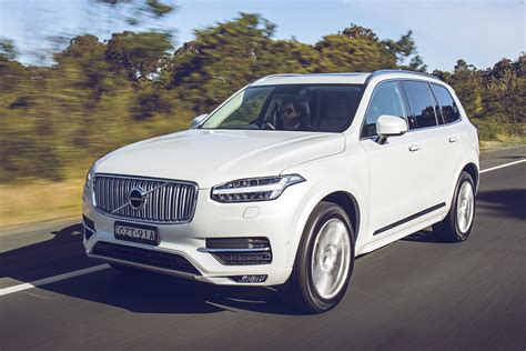Review Volvo Xc90 2016 volvo xc90 review caradvice