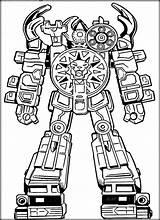 Robot Coloring Designlooter Printable Drawings sketch template