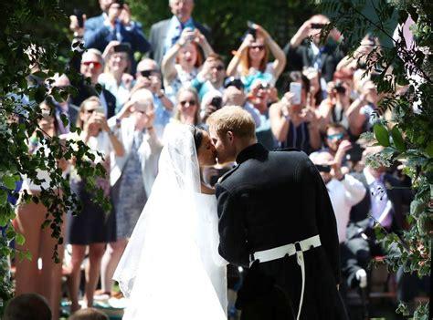 royal wedding prince harry weds meghan markle