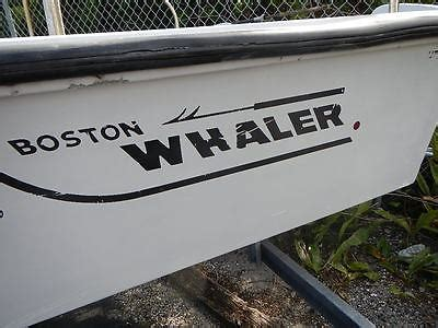 Boston Whaler Utility Boat by Boston Whaler 17 Utility Boats For Sale In West Palm