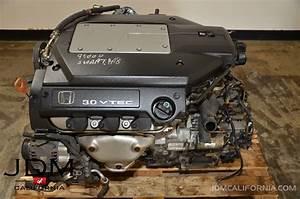 Jdm Honda Accord V6 J30a Engine 1998