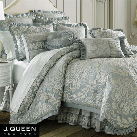 aradicalwrites pale light blue comforter