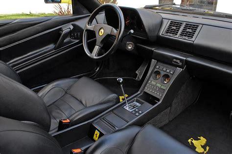Ts Interiors by 1992 348 Ts Targa117805