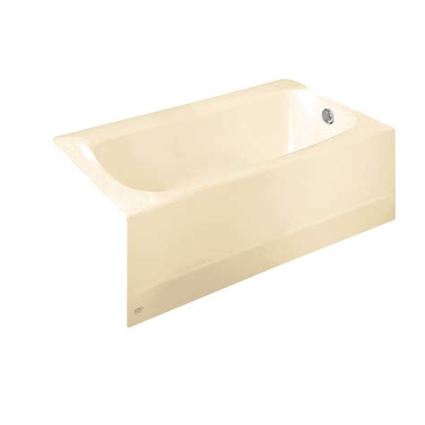 americast bathtub home depot american standard cambridge 5 americast bathtub with